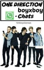 One Direction BoyxBoy Whatsapp Chats by 1DStorysGerman