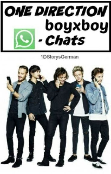 One Direction BoyxBoy Whatsapp Chats