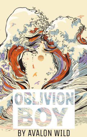 Oblivion Boy by AvalonWild