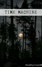 Time Machine by AnnaStylinson96