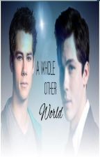 A Whole Other World (A Percy Jackson/Teen Wolf Crossover) Slow Updates by Supernaturalaholic12
