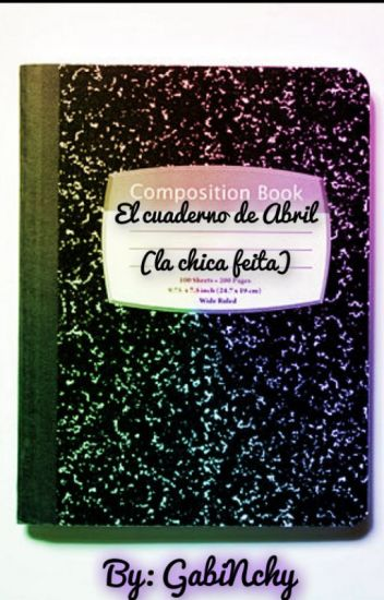 El cuaderno de Abril
