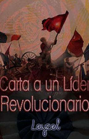 CARTA A UN LIDER REVOLUCIONARIO by Leyzel