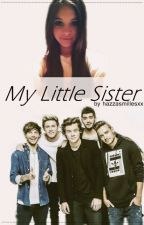 My little sister. (1D) by hazzasmillesxx