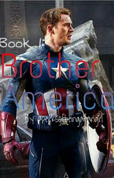 Brother America (A Captain America Story) WATTYS 2015
