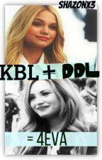 KBL+DDL=4EVA --Demi Lovato-- by Shazonx3