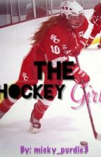 The Hockey Girl by micky_purdie3
