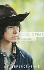 Carl Grimes Imagines by espinosasone
