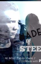 Made of Steel ((Divergent Famfiction(Divergent/Eric)) AU by HiddenInTheStorm