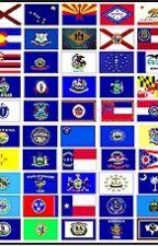 Hetalia: The 50 States by EnchantingKeely