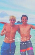 Unexpected• Sam Wilk and Kenny Holland by Sammyiams
