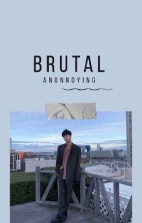 brutal + junhoe by anonnoying