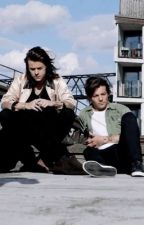 New Roommate //on hold by smittenstylinson