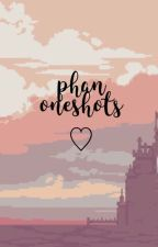 Phan oneshots by drarryonice