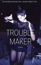 Troublemaker. by eysali