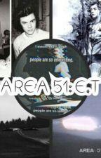 AREA 51: E.T (Harry Styles) by HarrysLips21