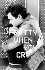 pretty when you cry // diecesca by winterdiecesca