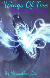 Wings of Fire: Thunders Wings by Moonwatcher_Jitzi