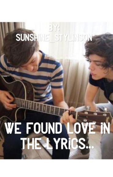 We found love in the lyrics...