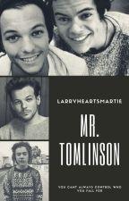 Mr. Tomlinson (Larry Stylinson) fanfiction by Larryheartsmarties