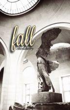 fall ❁ cth au by blueflowervs