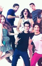 Teen Wolf by FloryyxD