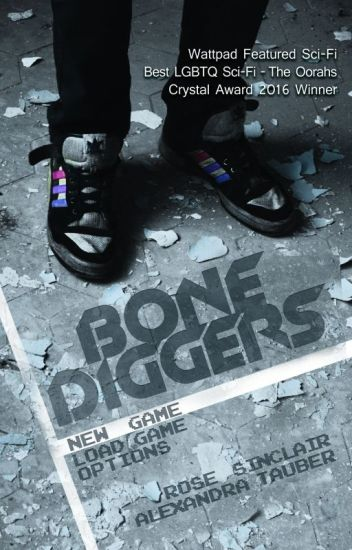 Bone Diggers (Paperback out now!)