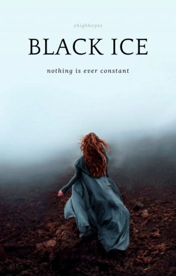black Ice || l.h au IN EDITING