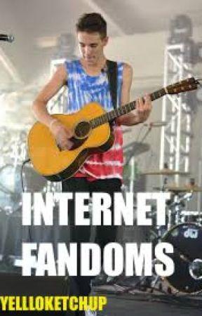 Internet Fandoms (J.W.) by mukerowavedmukeroni