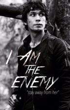 I Am the Enemy //Bellamy Blake by GangsterBrooks