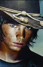 Not Alone (Carl Grimes x Reader) by xxAfraidToFallxx