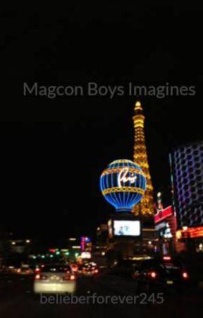 Magcon Boys Imagines by belieberforever245