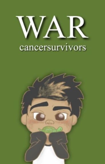 War ⇔ Cashton ✓ #Wattys2016