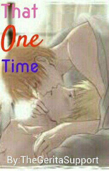 That One Time...(GerIta) (BoyxBoy)