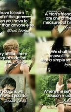 The Maze Runner Imagines and Preferences by tmrxix