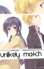 Unlikely Match (Ayushiki AU) by shinozaki_