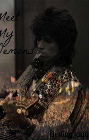 Meet My Demons. by DestinyJagger