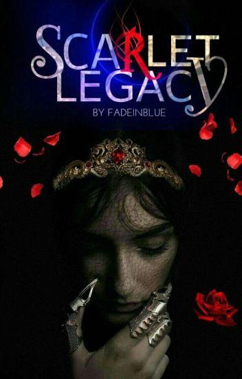 Defying Roarke (Scarlet Legacy)