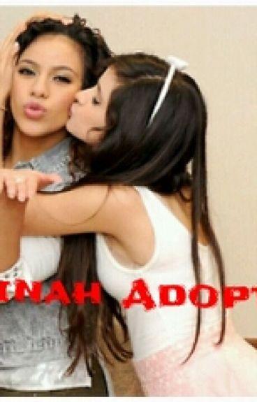 Dinah Adopts (Age Play)