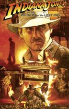 Indiana Jones and the Raiders of the Lost Ark by paulbat1234