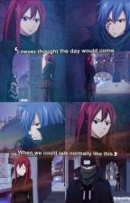 The Sealed Fate {A Jerza love story} by LeonexStark