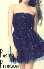 Posing Princess by GoshCara