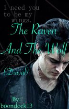 The Raven And The Wolf (Diaval) by boondock13