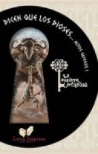 DICEN QUE LOS DIOSES... mitos griegos by Pototo111