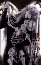His Lovely Flower ~Undertaker by sebbychan27