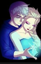Amor infinito entre Elsa y Jack Frost by SolValFra