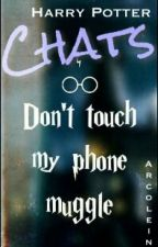 Harry Potter Chats by Flammendearcolein