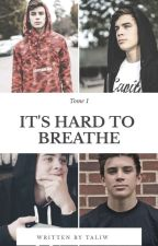It's hard to breathe: Tome 1 (En Correction) by Emma_Grier_Horan