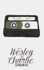 Wesley y Charlie. by booksforevah