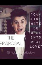 The Proposal •JDB• by imabelieberbabyy